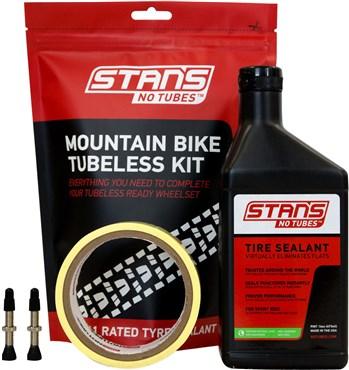 Stans NoTubes MTB Tubeless Kit | Lappegrej og dækjern