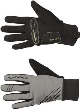 Northwave Power 3 Long Finger Gloves / Gel Pad