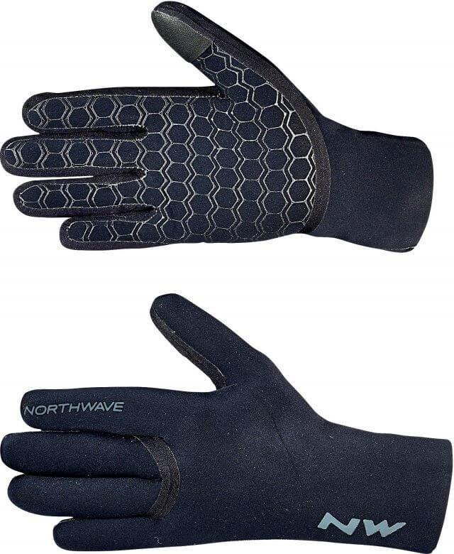 Northwave Storm Long Finger Gloves   Gloves