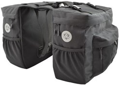 Agu Performance Essentials DWR Double Rear Pannier Bags