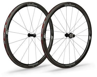 Vision TriMax Carbon 40 Ltd Wheelset V18 - Clincher SH11