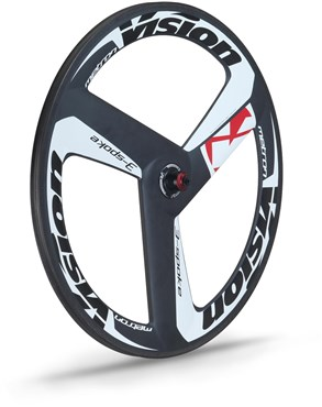 Vision Metron 3-Spoke Front Wheel V14