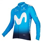 Product image for Endura Movistar Team Long Sleeve Jersey
