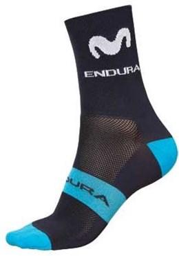 Endura Movistar Team Race Socks | Socks