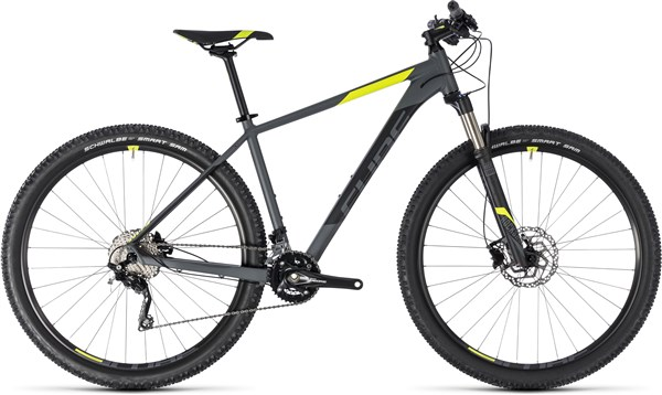 Cube Attention SL 29er - Nearly New - 21