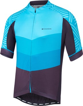 Madison Sportive Mens Short Sleeve Jersey
