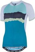 Madison Keirin Womens Short Sleeve Jersey