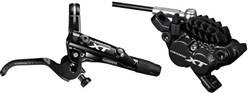 Shimano BR-M8020 XT Bled I-Spec-II Compatible Brake Lever and Calliper