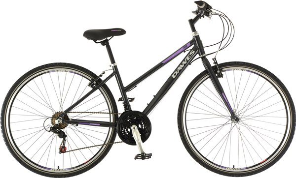 "Dawes Discovery Trail Low Step Womens - Nearly New - 18"" 2018 - Bike"