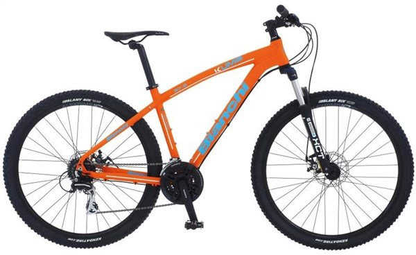 "Bianchi Kuma 27.2 27.5"" - Nearly New - 43cm Mountain Bike 2017 -"