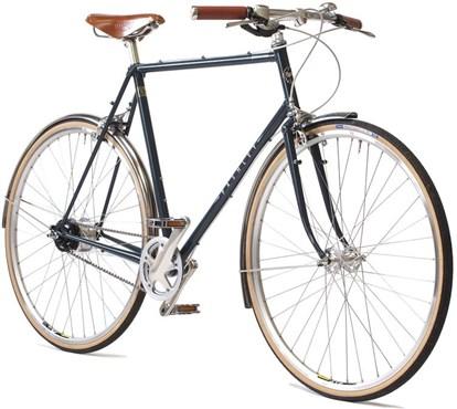 "Pashley Countryman - Nearly New - 21.5"" 2018 - Hybrid Classic Bike"