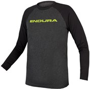 Product image for Endura One Clan Raglan Kids Long Sleeve T-Shirt