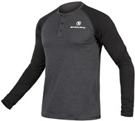 Product image for Endura One Clan Henley Raglan Long Sleeve Tee