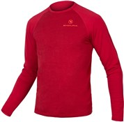 Product image for Endura One Clan Raglan Long Sleeve Tee