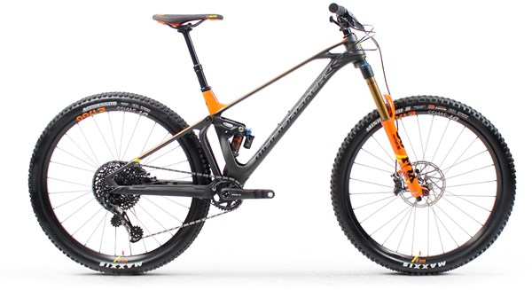 Mondraker Foxy Carbon RR 29er Mountain Bike 2019 - Enduro Full Suspension MTB