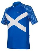 Endura Scotland Flag Short Sleeve Jersey