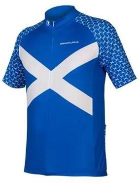 Endura Scotland Flag Short Sleeve Jersey