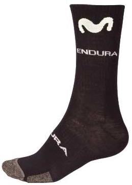Endura Movistar Team Winter Sock | Strømper