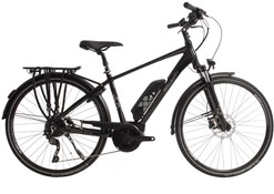 Raleigh Motus Grand Tour Cross Bar Derailleur 2019 - Electric Hybrid Bike