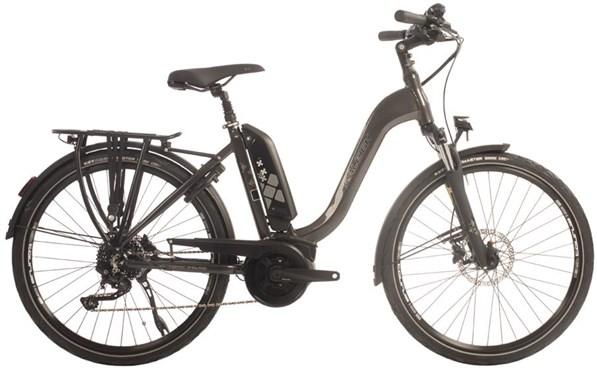 "Raleigh Motus Grand Tour Low Step Derailleur 26"" Womens 2019 - Electric Hybrid Bike"