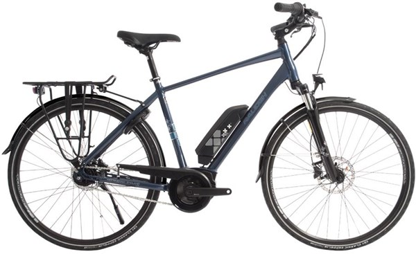Raleigh Motus Tour Cross Bar Hub 2019 - Electric Hybrid Bike | City
