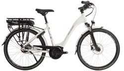 "Raleigh Motus Tour Low Step Hub 26"" Womens 2018 - Electric Hybrid Bike"