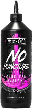 Muc-Off Muc-Off No Puncture Hassle Tubeless Sealant | Lappegrej og dækjern