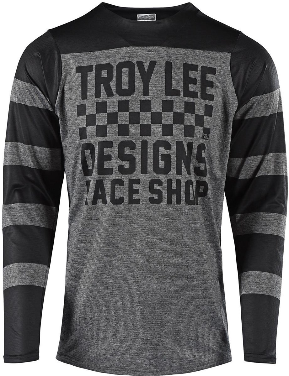 Trøje Troy Lee Designs Skyline S/S grå | Jerseys