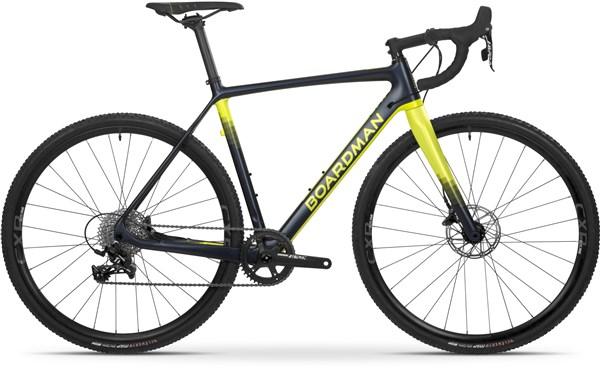 Boardman CXR 9.0 Apex 2019 - Cyclocross Bike | Racercykler