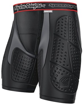 Troy Lee Designs 5605 Full Protective Cycling Shorts