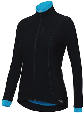 Santini Coral Womens Long Sleeve Jersey