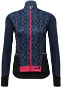 Santini Coral Womens Long Sleeve Jersey