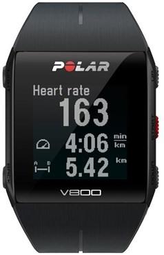 Manual reloj polar v800 review