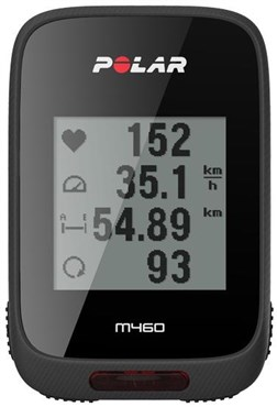 Polar M460 OH1 Cycling Computer | Cykelcomputere