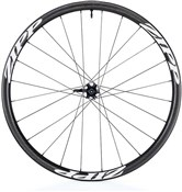 Product image for Zipp 202 Carbon Clincher Tubeless Disc Brake 6-Bolt 24 Spoke Road Wheel