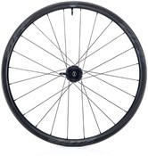Product image for Zipp 202 NSW Carbon Clincher Tubeless Disc Brake Center Lock 24 Spoke Road Wheel