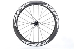 Product image for Zipp 404 Carbon Clincher Tubeless Disc Brake 6-Bolt 24 Spoke Road Wheel