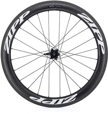 Zipp 404 Firecrest Carbon Clincher Rim Brake Rear Road Wheel