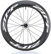 Product image for Zipp 808 Carbon Clincher Tubeless Disc Brake 6-Bolt 24 Spoke Road Wheel