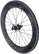 Zipp 808 NSW Carbon Clincher Tubeless Rim Brake Rear Road Wheel
