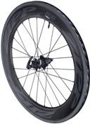 Zipp 808 NSW Carbon Clincher Tubeless Rim Brake Rear Road Wheel