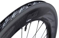 Zipp 808 NSW Carbon Clincher Tubeless Rim Brake 2019 18/24 Spoke Road Wheel