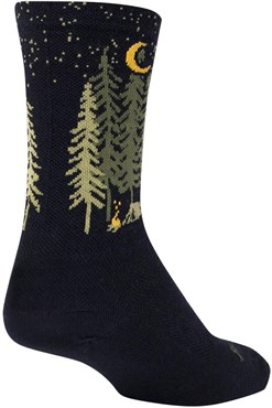 SockGuy Camper Womens Socks