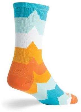 SockGuy EKG Womens Socks | Socks