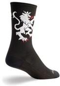 SockGuy Lion of Flanders SGX Socks
