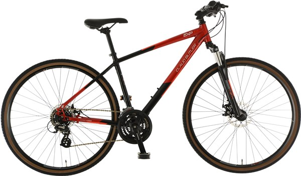 """Claud Butler EXP 2.0 - Nearly New - 18"""" 2018 - Hybrid Sports Bike"""