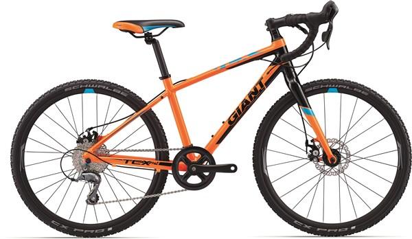 Giant Tcx Espoir 24w - Nearly New 2017 - Junior Bike