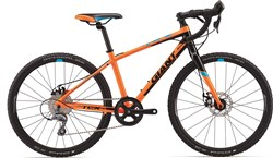 Giant TCX Espoir 24w - Nearly New 2017 - Junior Bike