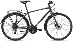 Product image for Giant Escape 2 City Disc - Nearly New - L 2018 - Hybrid Sports Bike