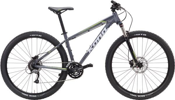 Kona Mahuna 29er - Nearly New - S Mountain Bike 2017 - Hardtail MTB